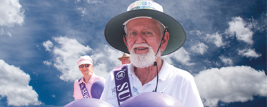 Volunteering at Cancer Council Queensland