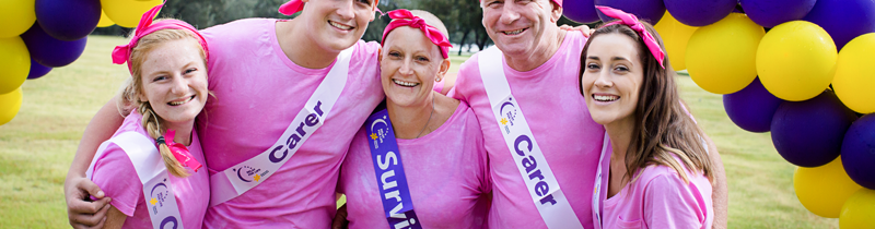 Who will you relay for to beat cancer?