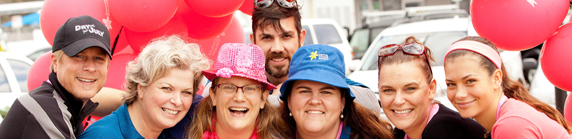 Get involved in a CCQ event to raise funds and help beat cancer