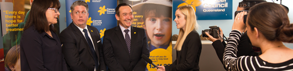 Cancer Council QLD promotes advocacy for legislation, policy and funding for cancer control.