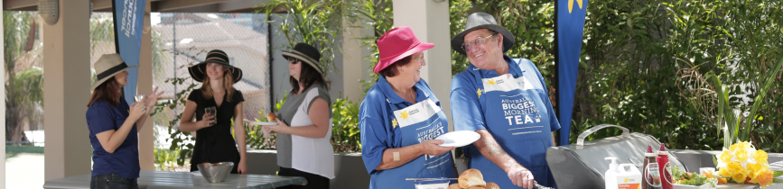 Cancer Council Queensland is committed to event support in our community. Learn how we can support your event or function.