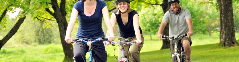 Physical Activity - cycling