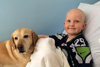 canine and childhood cancer