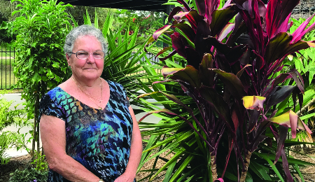 Penny is a bequestor for Cancer Council Queensland