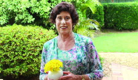 Rebecca left a bequest to Cancer Council Queensland